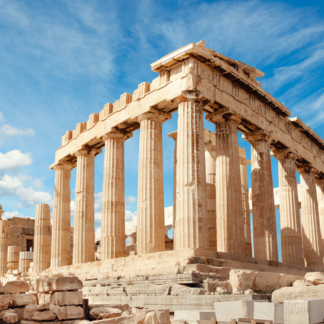 """The Parthenon: the Case of the Controversial """"Elgin Marbles"""""""