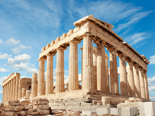"The Parthenon: the Case of the Controversial ""Elgin Marbles"""