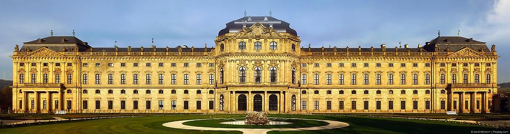 the Munich Residenz