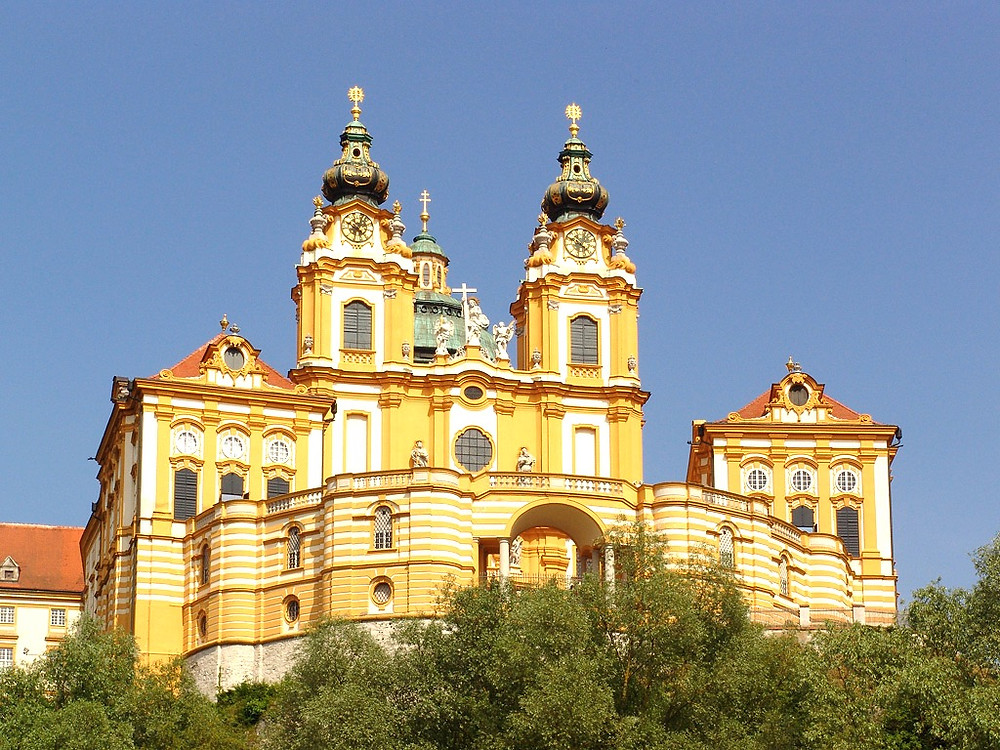 Melk Abbey, Austria's Baroque blockbuster and an unmissable site in the Wachau Valley