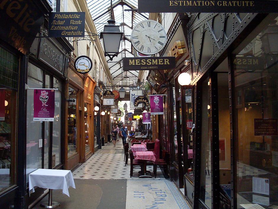Passage des Panoramas: Paris' Oldest Covered Passage