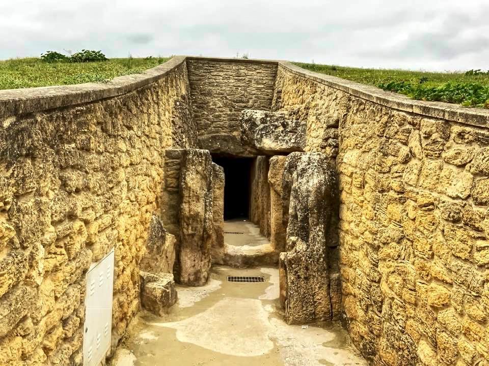 the dolmen of Viera in Antequera