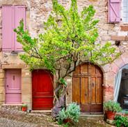 Cordes-sur-ciel in Occitanie