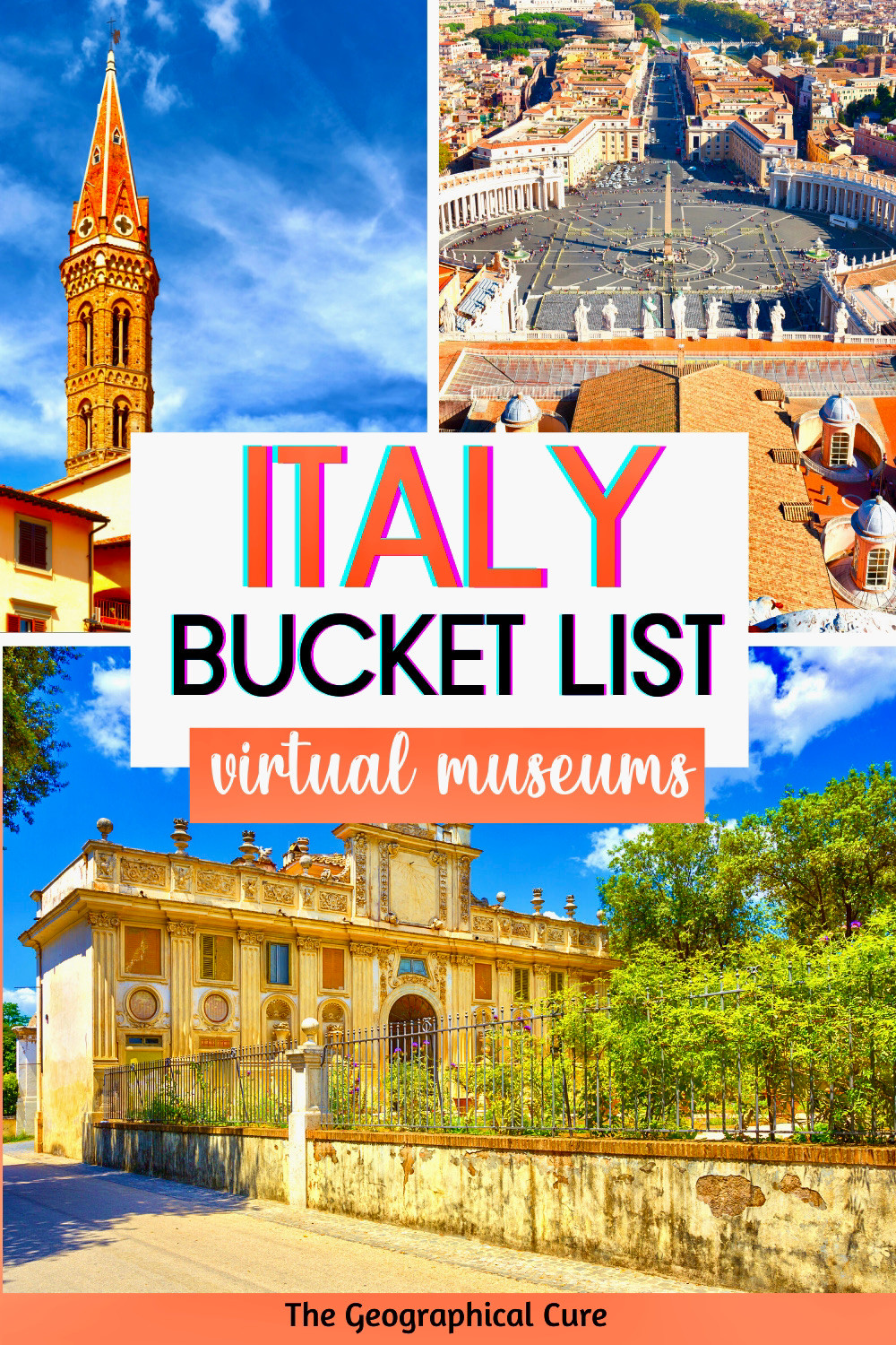 ultimate guide to virtual museums in Italy to enjoy online from home