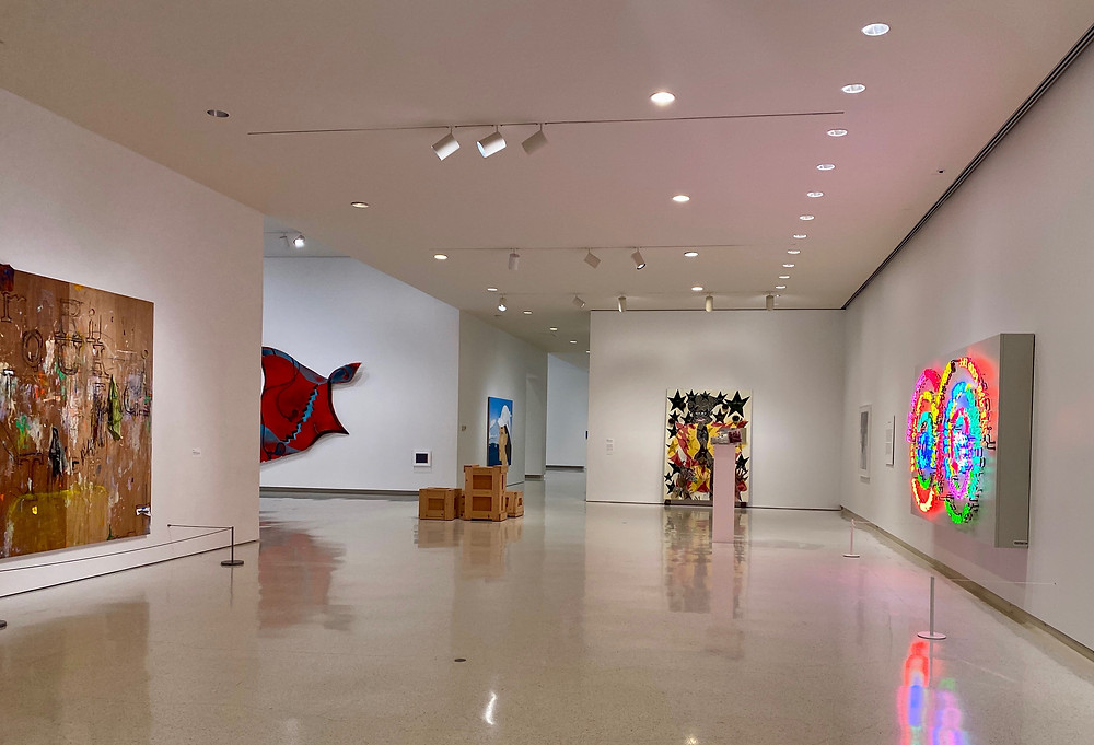 contemporary art in the carnegie Museum of Art