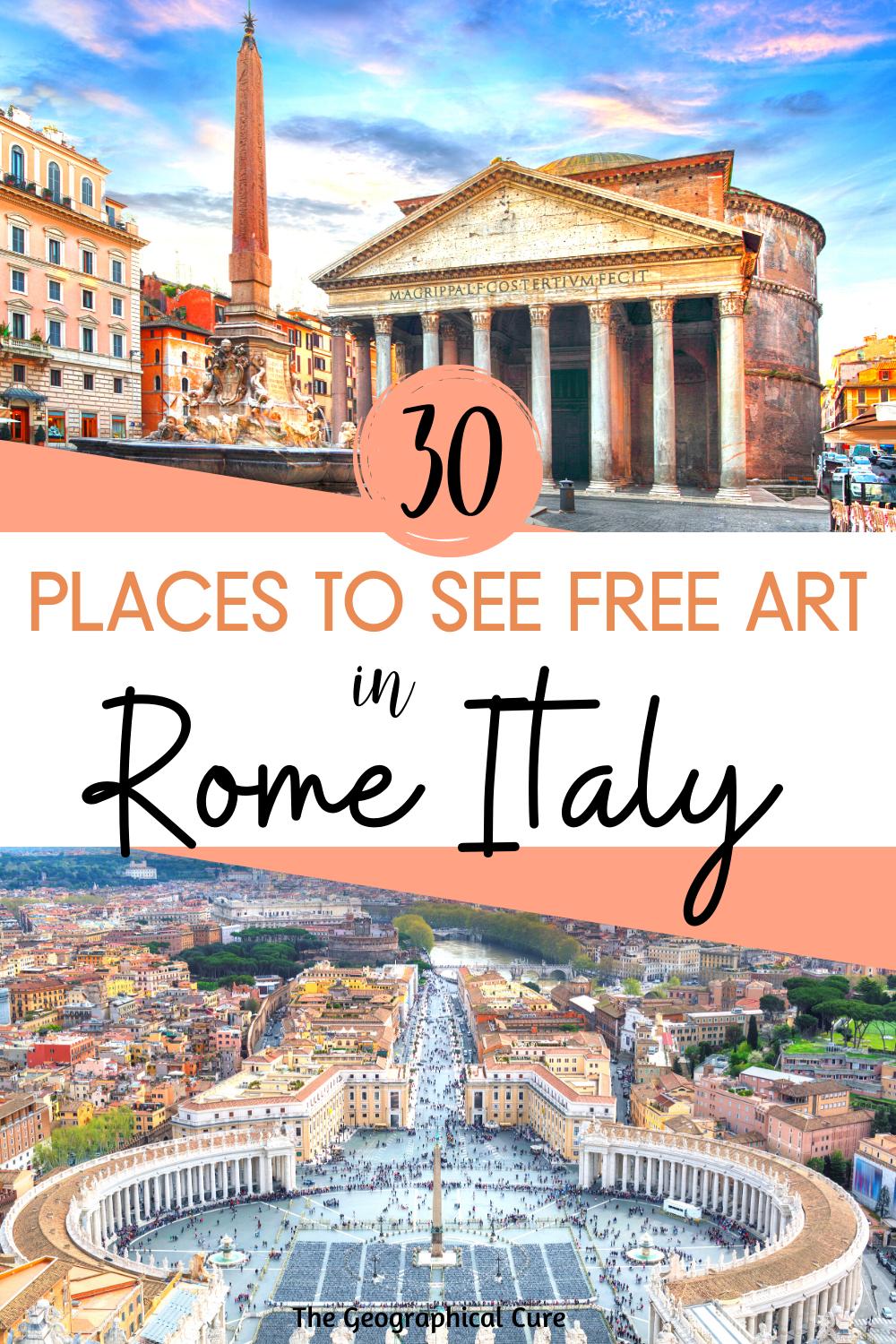 Where To See Free Art in Rome Italy