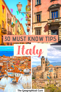 Must Know Tips For Visiting Italy & Mistakes To Avoid