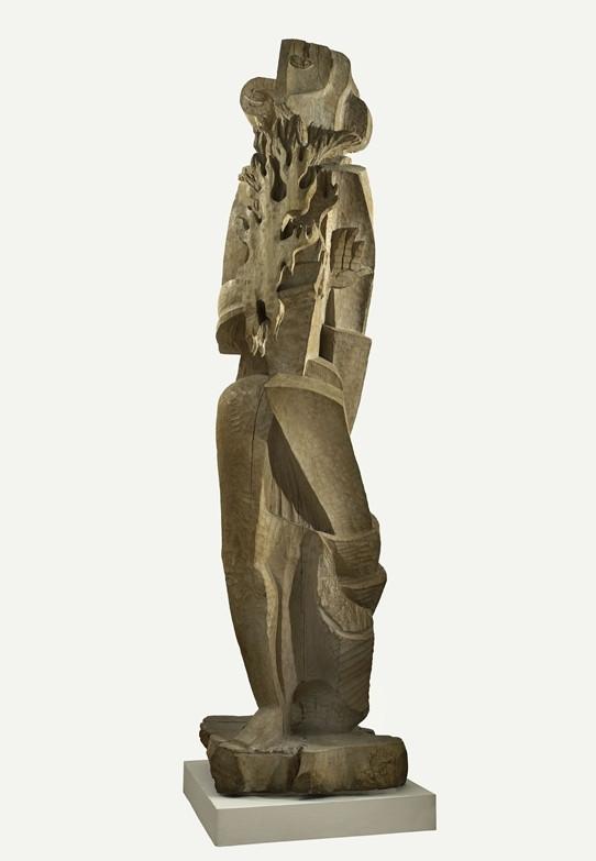 Prometheus, Osssip Zadkine, 1955-56