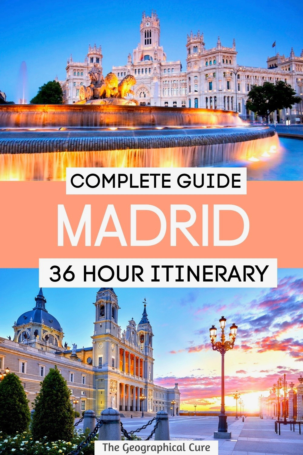 How To Spend 36 Hours in Madrid Spain