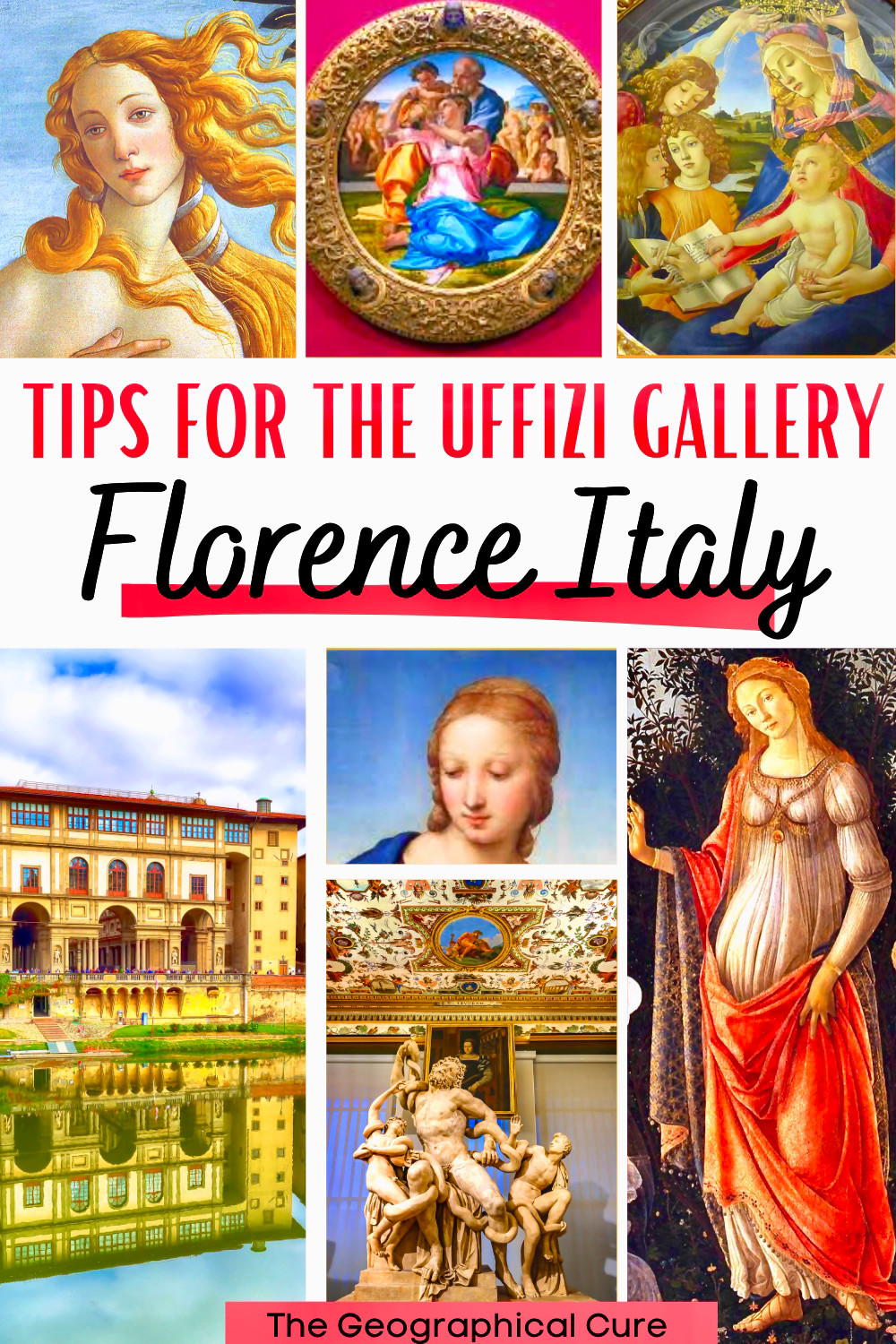 best must know tips for visiting the Uffizi Gallery