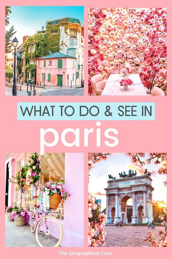 The Ultimate Itinerary for Paris