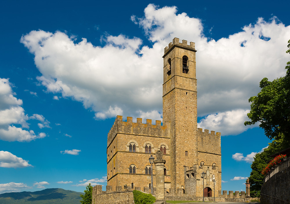 Palazzo di Priori in Volterra