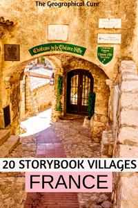 gorgeous secret villages in France