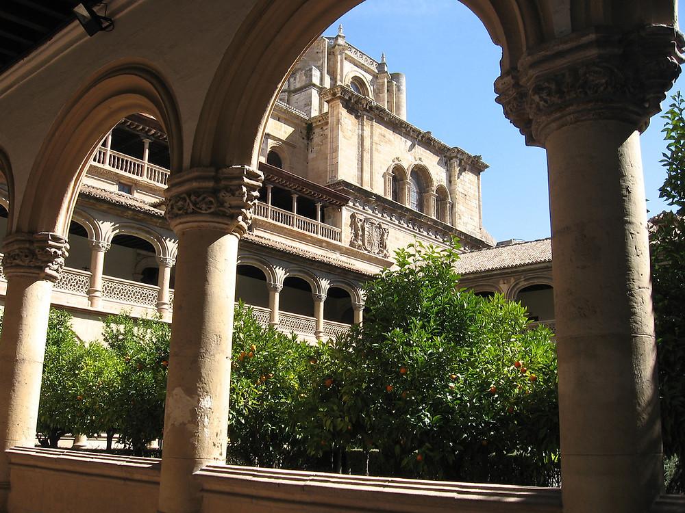 San Jerónimo Monastery in Granada