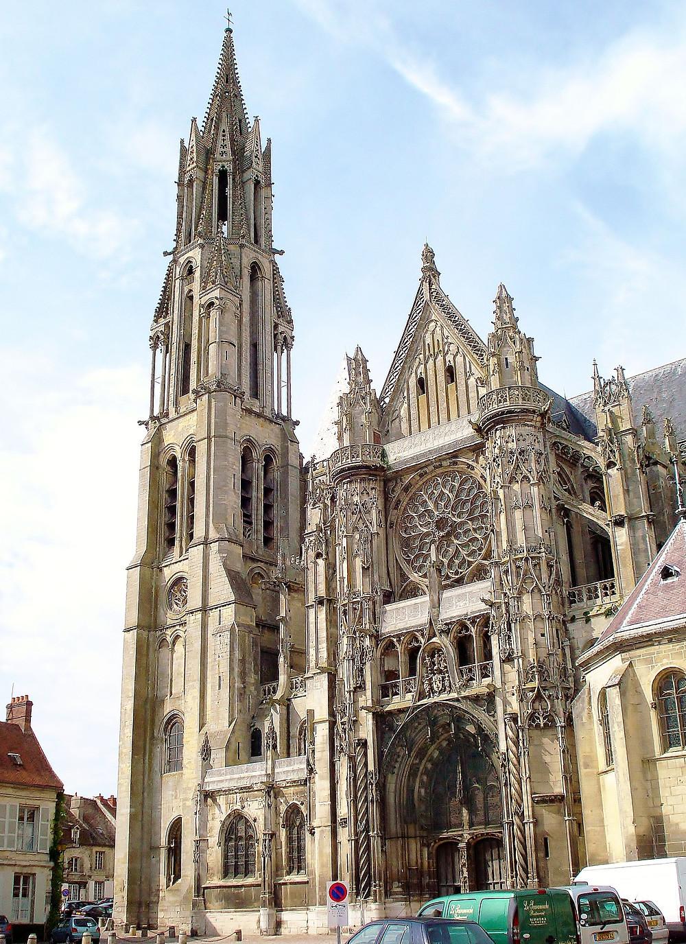 Cathedral Notre Dame de Senlis, Senlis
