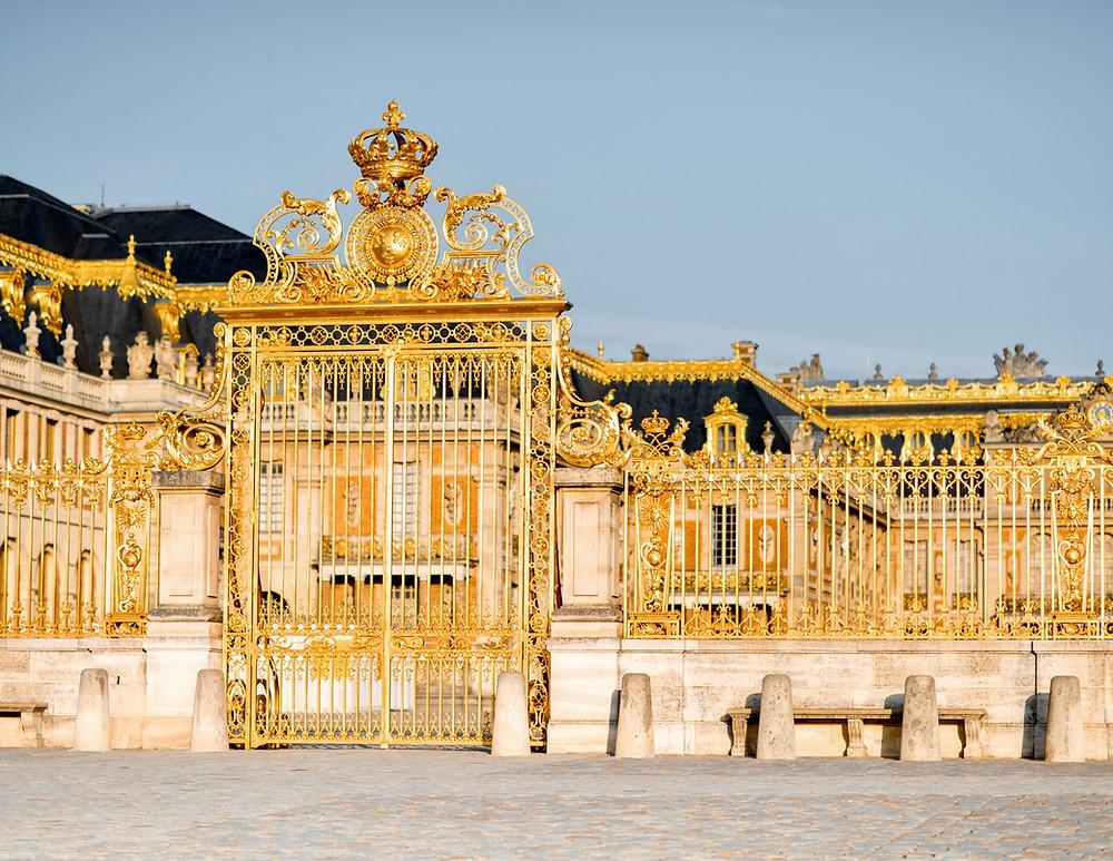 golden gate of versailles