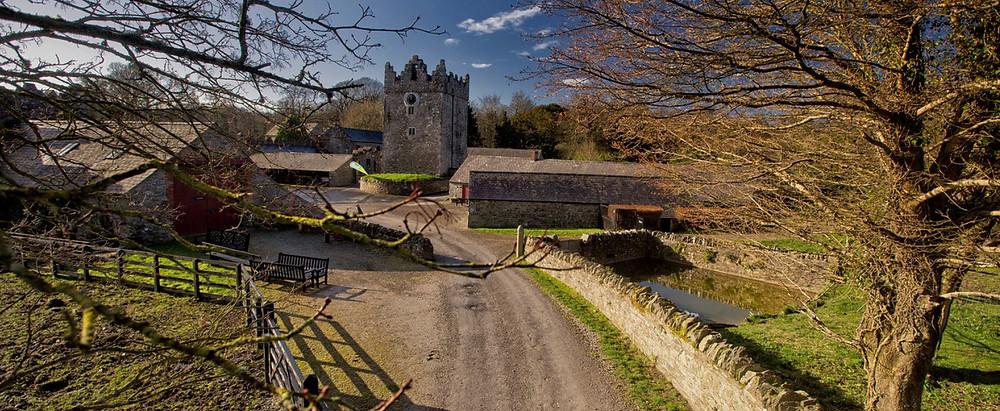 Castle Ward aka Winterfell in Northern Ireland