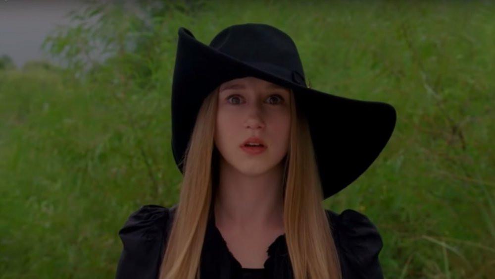 Taissa Farmiga, who plays Zoe in Coven