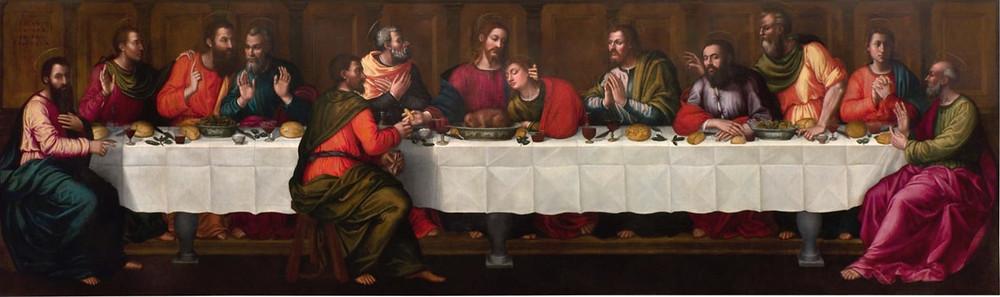 Plautilla Nelli, The Last Supper, 1568
