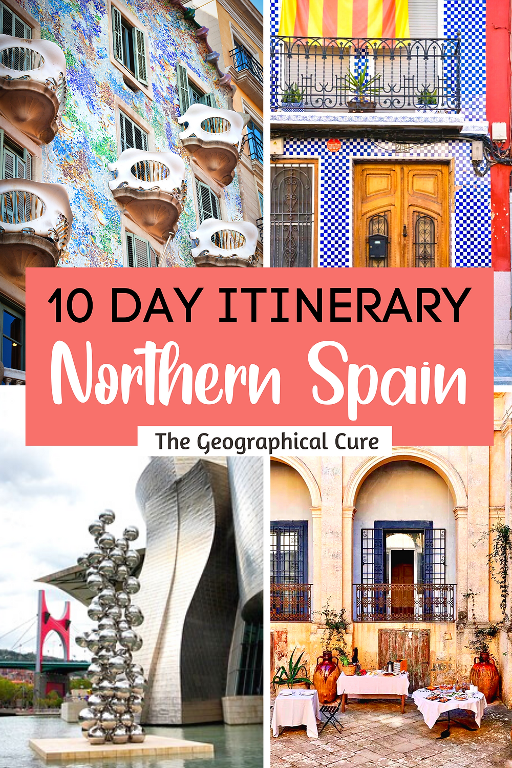10 Day Itinerary for Northern Spain