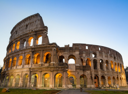 Waiting for the Barbarians: Traveling In Rome During the Coronavirus Crisis