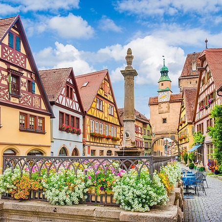Guide To Rothenburg ob der Tauber, Germany's Prettiest Fairytale Town
