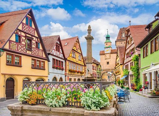 Rothenburg ob der Tauber, Germany's Prettiest Town