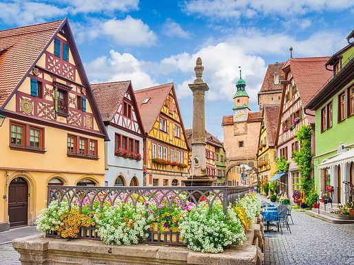 Rothenburg ob der Tauber, Germany's Prettiest Town