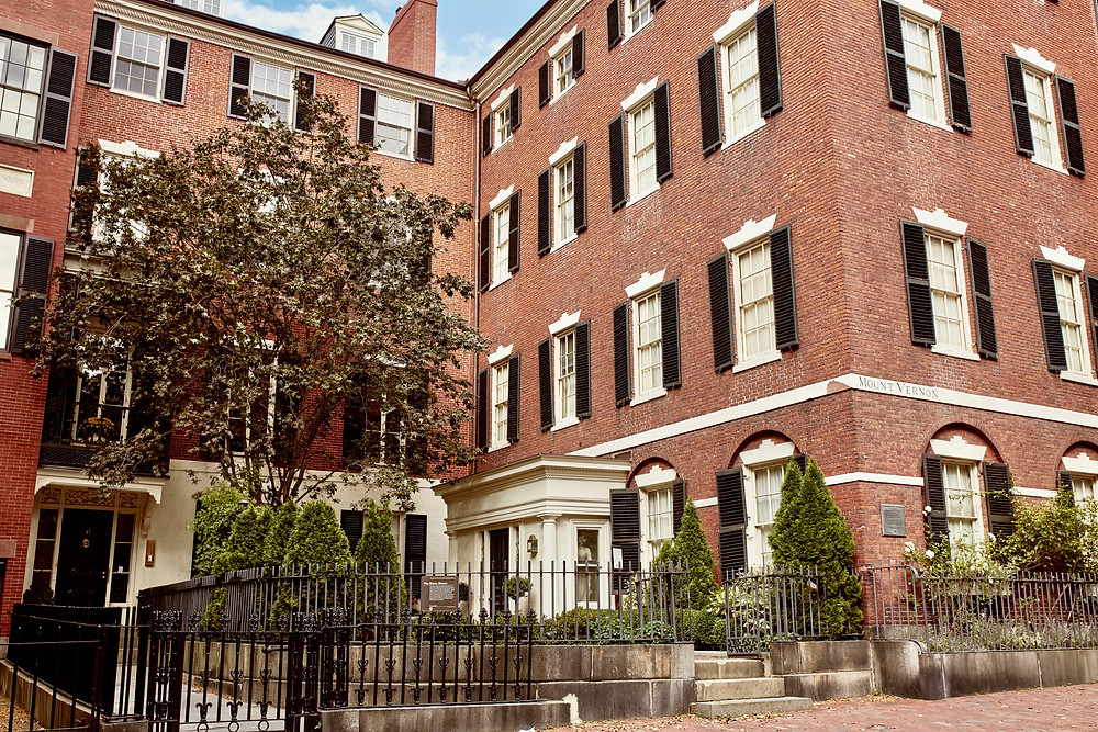 Nichols House Museum in Beacon Hill