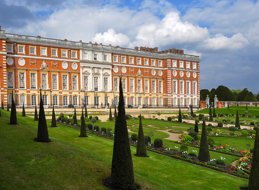 Hampton Court Palace Outside London: Henry VIII's Royal Stomping Grounds