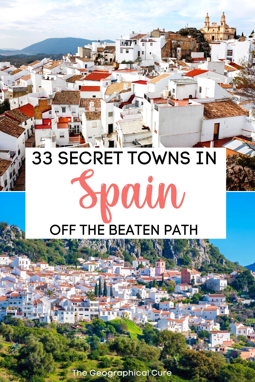 secret towns Spain