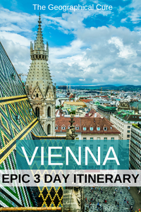 the Perfect Three Day Itinerary for Vienna