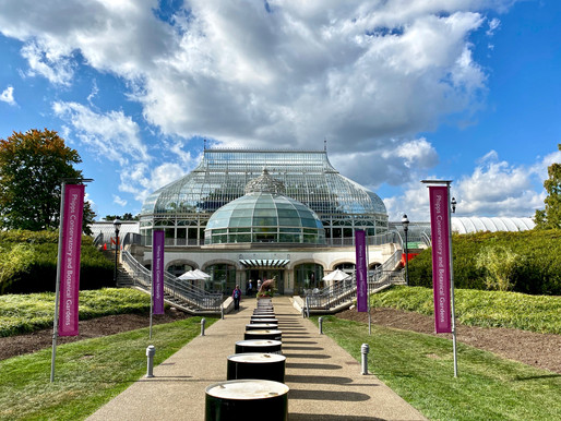 Guide To The Beautiful Phipps Conservatory, Pittsburgh's Botanical Garden Jewel