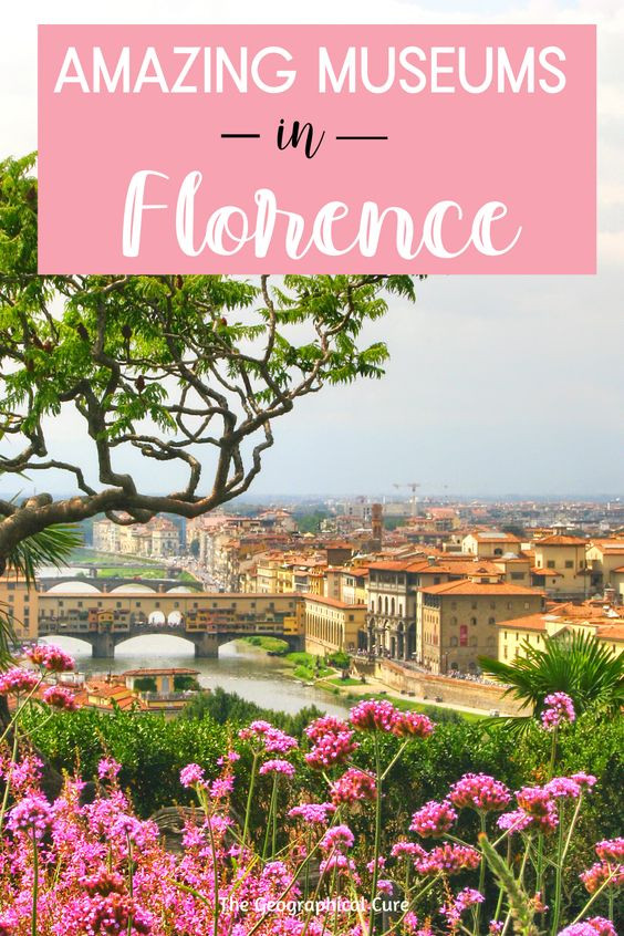 20 Amazing Museums in Florence Italy