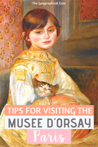 tips for visiting the Musee d'Orsay in Paris