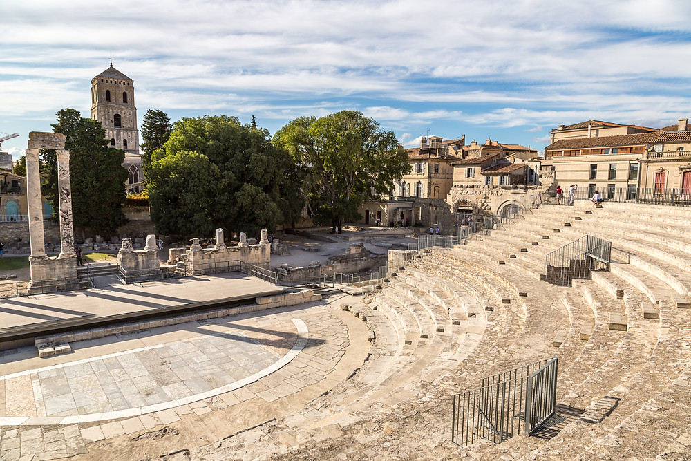 Arle's ancient Roman Theater