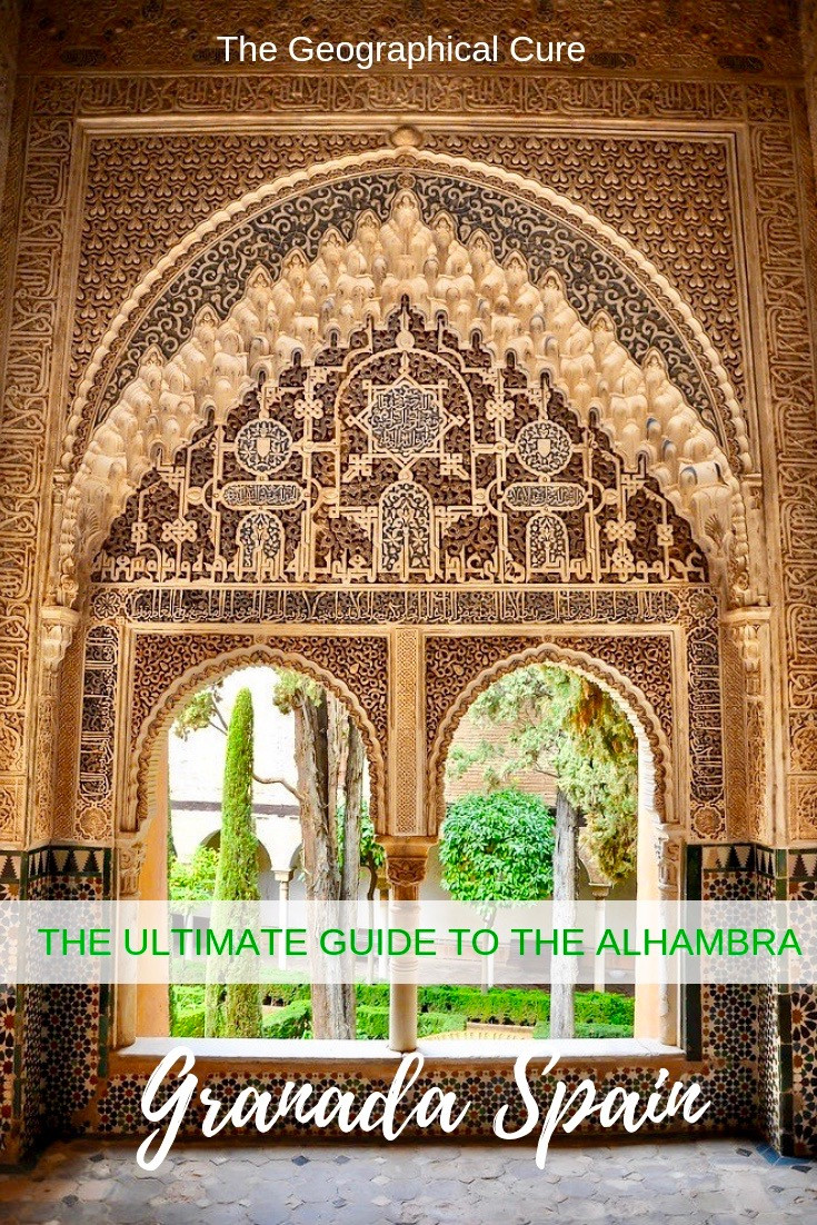 The Ultimate Guide To The Alhambra in Granada Spain
