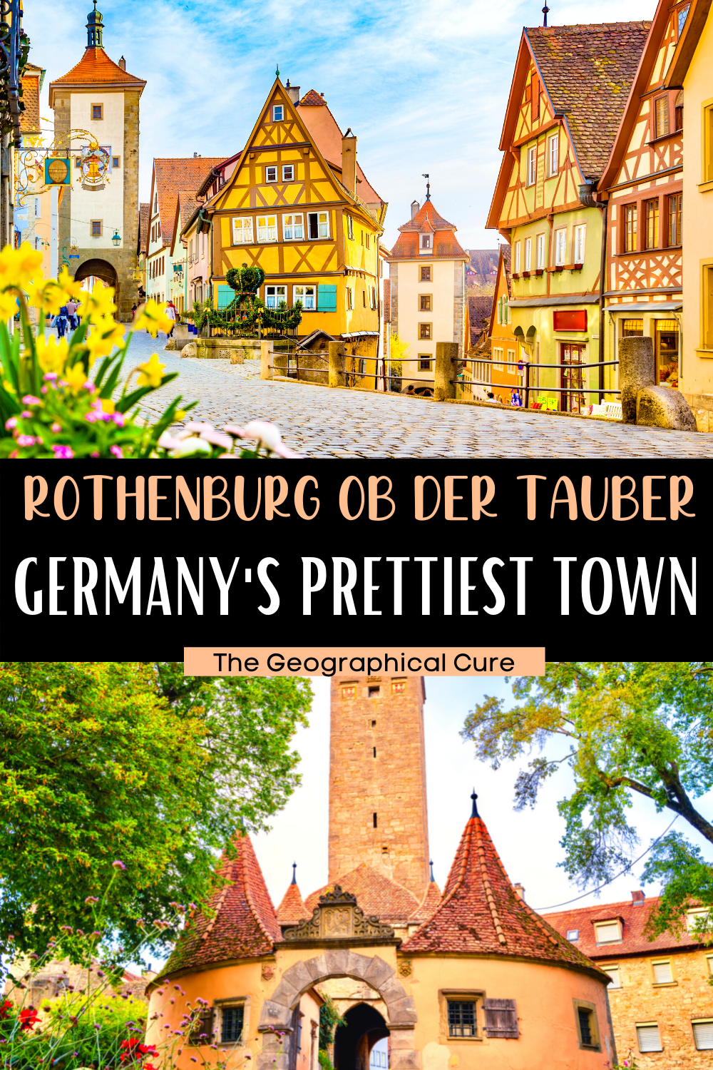 guide to the best things to do and see in Rothenburg ob der Tauber, Germany's prettiest town