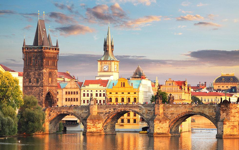 Prague - Charles bridge, Czech Republic.jpg