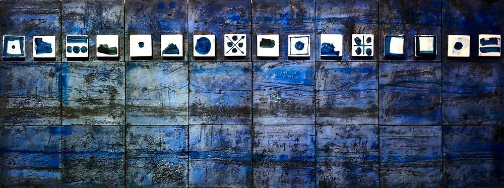 Lisbon' s Signs (1988) - Cecília de Sousa (1937), Lisbon's National Tile Museum