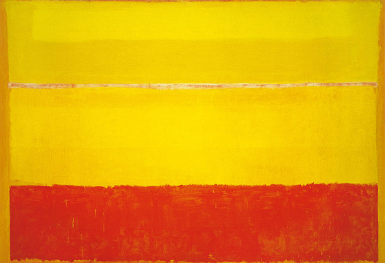 Mark Rothko, Untitled, 1952-53.