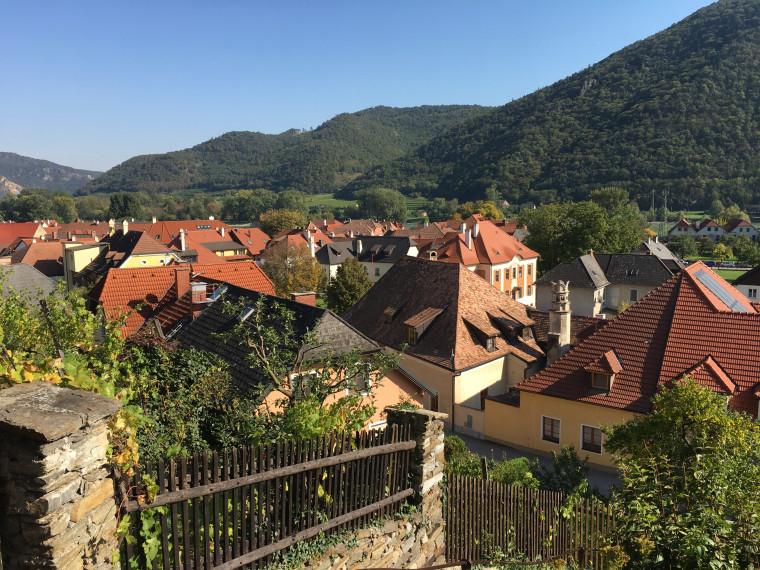 village of Weissenkirchen