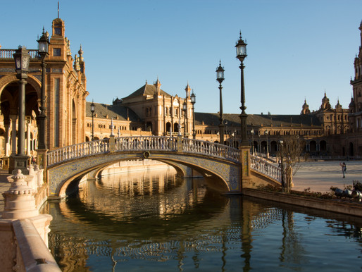 Unmissable Sites In Seville Spain