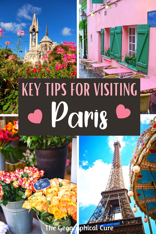 Key Tips for Visiting Paris