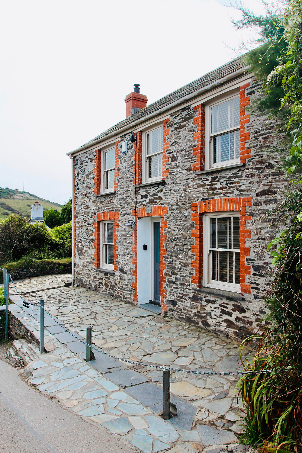 Fern Cottage, which serves as Doc Martin's surgery on the show