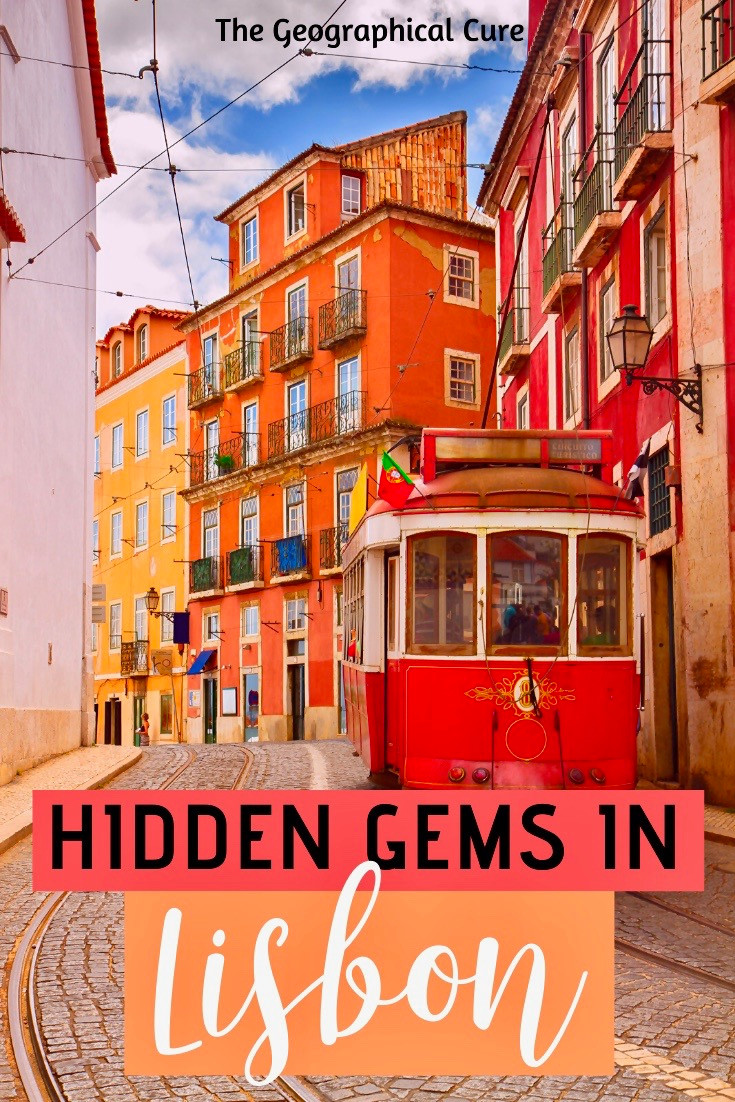 Hidden gems in Lisbon Portugal