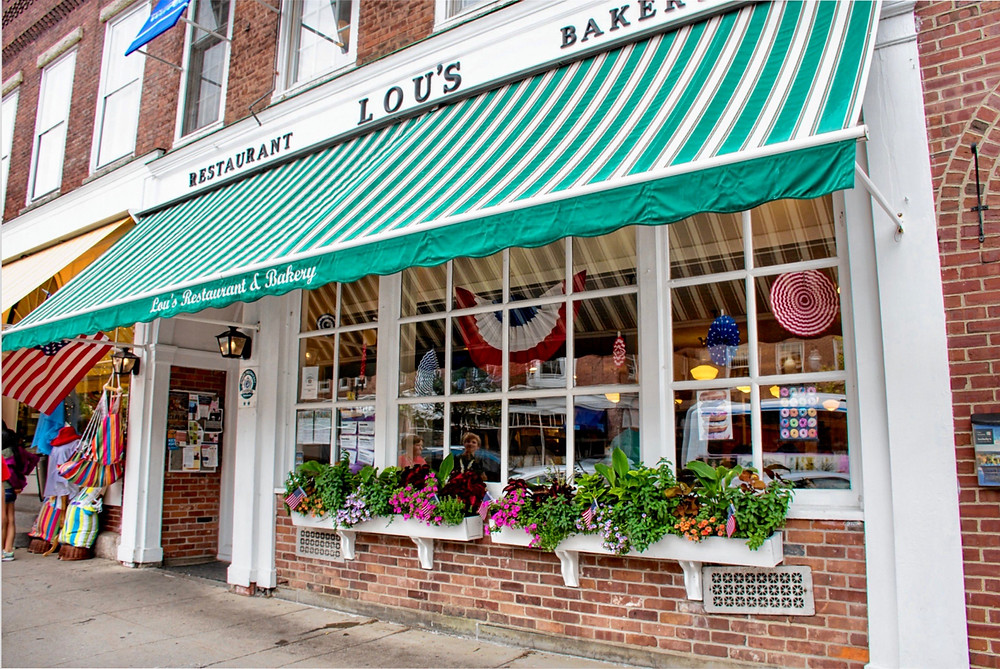 Lou's Bakery, the perfect spot for breakfast or lunch in Hanover NH