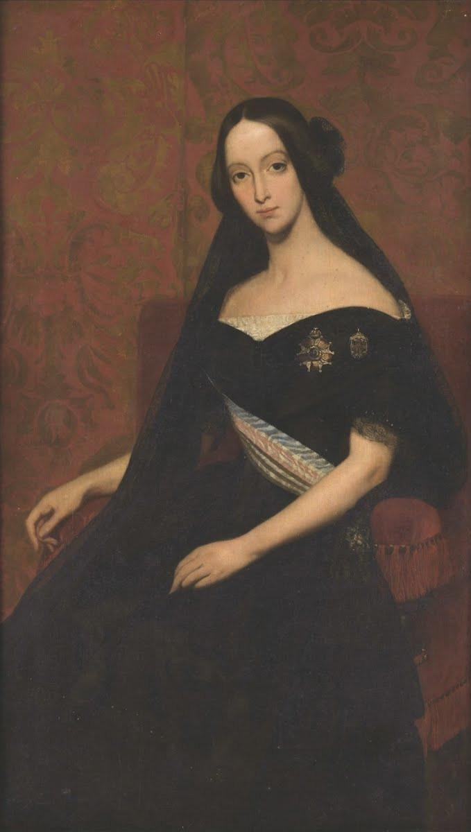Ary Scheffer, La Princesse de Joinville, 1844