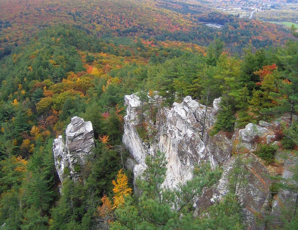 Berkshires mountains