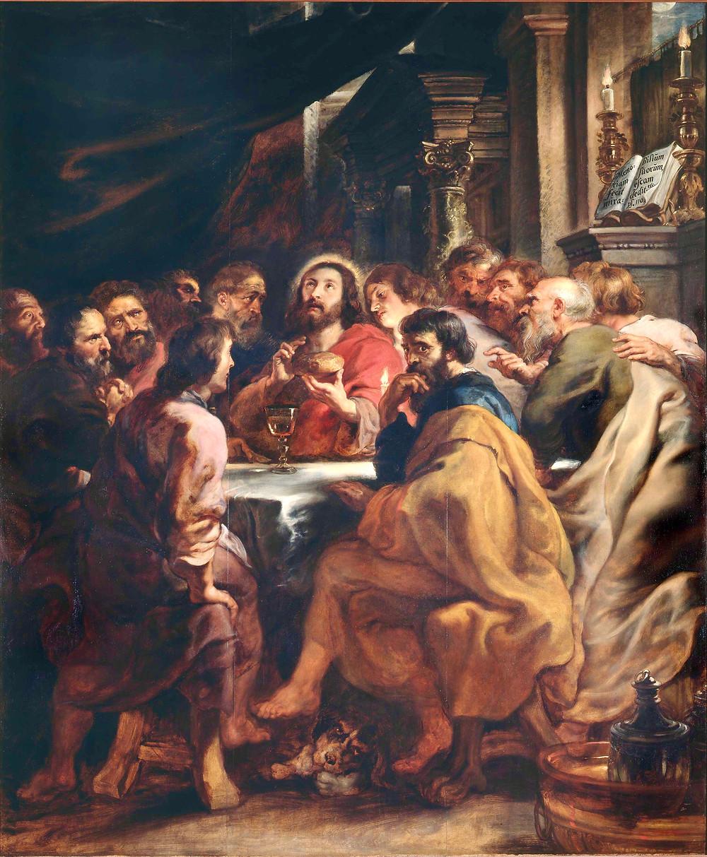 Peter Paul Rubens, The Last Supper, 1632